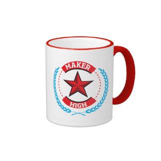 Maker High Ringer Mug