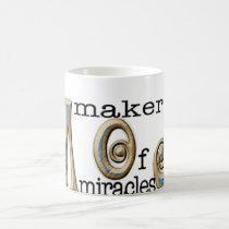 Maker Of Miracles - Classic White Mug