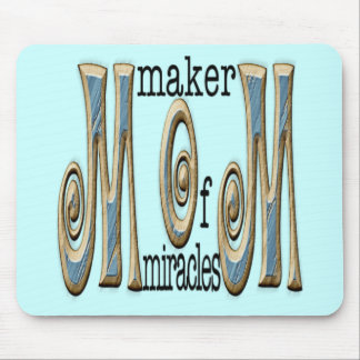 Maker Of Miracles - Mousepad
