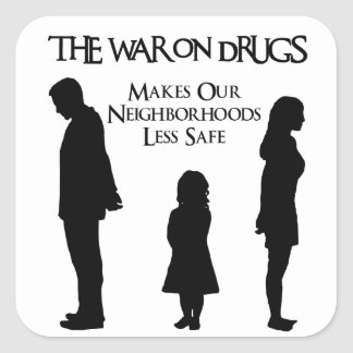 Makes Our Neighborhoods Less Safe Stickers