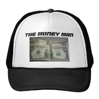 maket 001, el hombre del dinero del dinero gorras