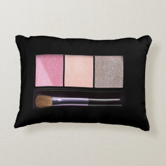 Makeup Accent Pillow