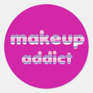 Makeup Addict sticker