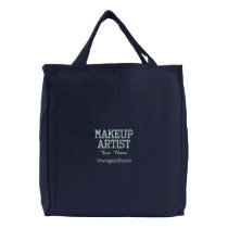 MakeUp Artist 1 - Stitched Bag