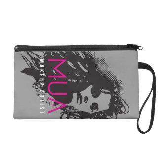MakeUp Artist Accessory Bags Grey Design #001C