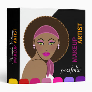 makeup artist portfolio gifts on zazzle