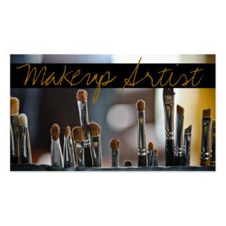 Makeup Artist, Beauty, Salon, Cosmetologist Business Cards