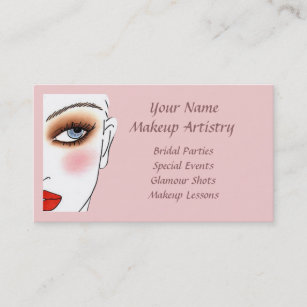 Artistry Business Cards Zazzle