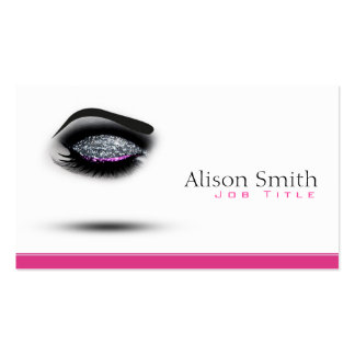 Makeup artist Business card Tarjetas De Visita