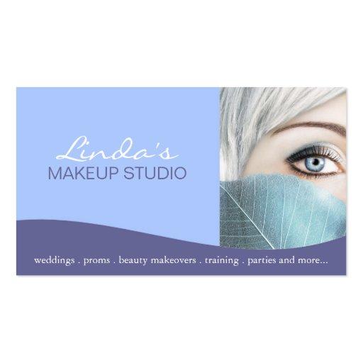 Makeup Artist ~ Business Card Template : Zazzle