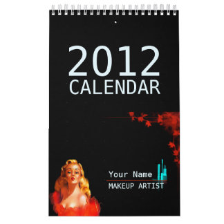 MakeUp Artist - Calendar small