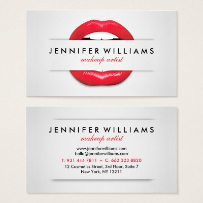 Makeup business cards ideas cosmetics beauty products dallas business cards archives doodle dog creative source makeup colourmoves