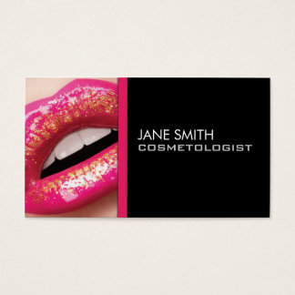 Makeup Artist Business Cards & Templates
