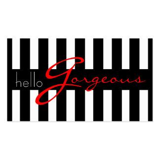 MakeUp Artist Cosmetology Salon Beauty Business Business Card
