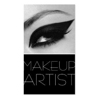 MakeUp Artist Cosmetology Salon Beauty Business Card Templates