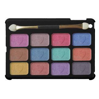Makeup artist eyeshadows palette   digital design iPad mini case