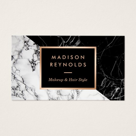 Black And White Business Cards Templates Zazzle - Black and white business card template