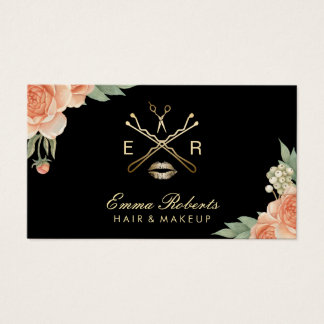 Makeup Artist Business Cards & Templates | Zazzle