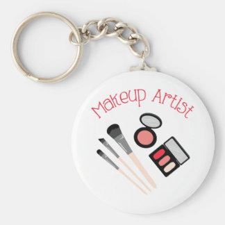 Makeup Artist Keychain