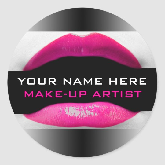 MakeUp Artist Labels