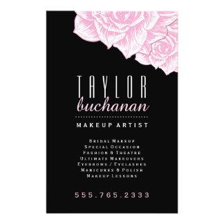 Makeup Artist Marketing Flyer