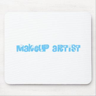 Makeup Artist Mouse Pad