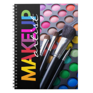 Makeup Artist Notebook