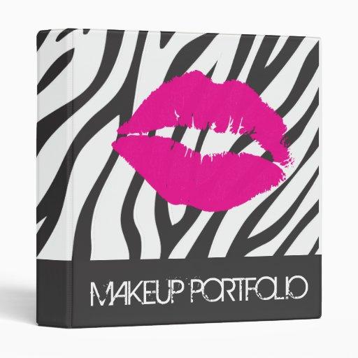 how to create a makeup portfolio