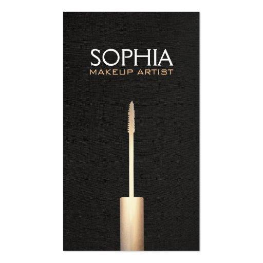 Makeup Artist on line paper