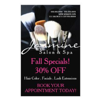 Hair Extensions Flyers & Programs | Zazzle