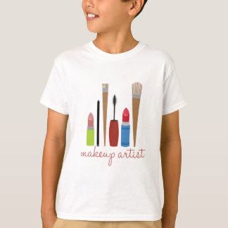 Makeup Artist Tools T-Shirt