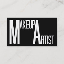 Makeup Artist Words Gifts On Zazzle