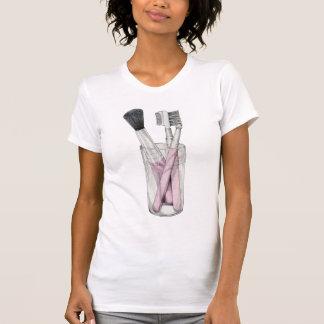 Makeup Brushes T-shirt