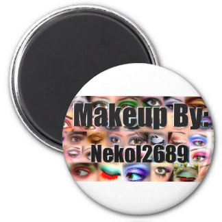 makeup by nekol2689 magnet