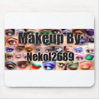 Makeup By Nekol2689 Mouse Pad