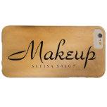 Makeup Copper Metallic iPhone 6 Plus Case