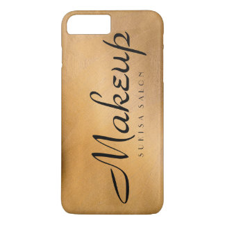 Makeup Copper Metallic iPhone 8 Plus/7 Plus Case