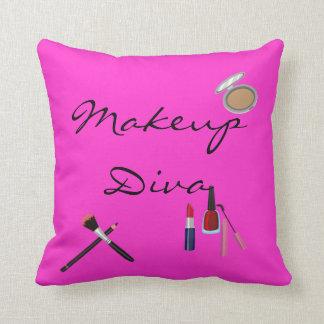 Makeup Diva American MoJo Pillow