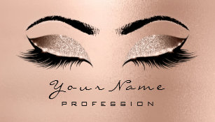 Eyebrow Business Cards - Business Card Printing   Zazzle