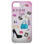 Makeup fashion girly Iphone case iPhone 5 Case