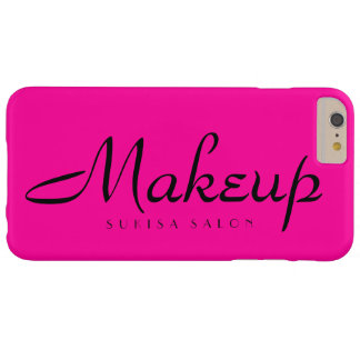 Makeup Hot Pink Barely There iPhone 6 Plus Case