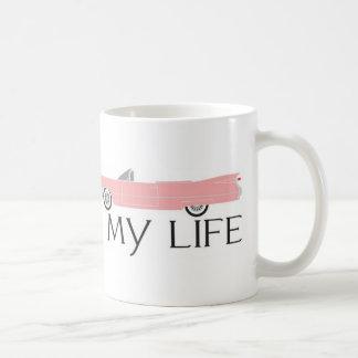 makeup is my life caddy coffee mug