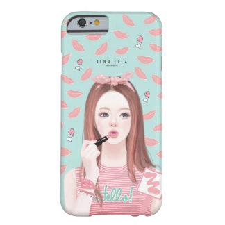 Makeup Jennie iphone 6 case