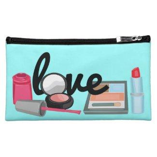 makeup love makeup bags