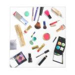 Makeup Memo Notepads