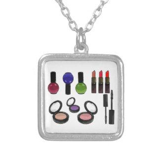 """Makeup"" Necklace"