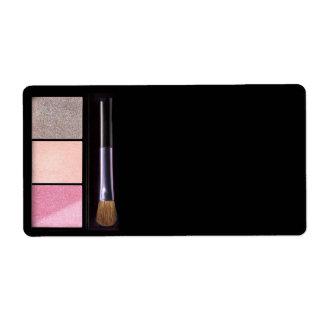 Makeup Shipping Label