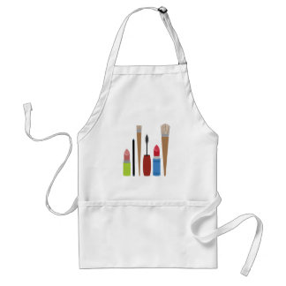 Makeup Tools Adult Apron
