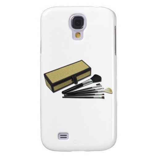 MakeupBrushesWickerBox110511 Funda Para Galaxy S4