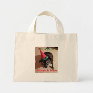 Makin A List Mini Tote Bag